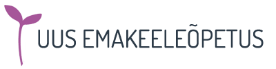 Uus emakeeleõpetus logo